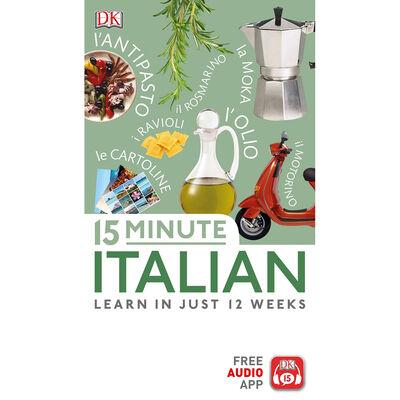 DK 15 Minute Italian image number 1