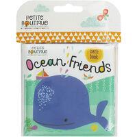 Ocean Friends Bath Book