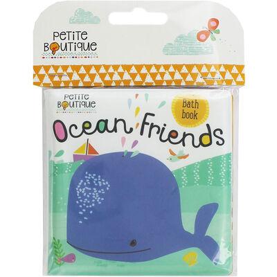 Ocean Friends Bath Book image number 1