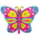 Butterfly Super Shape Helium Balloon image number 1