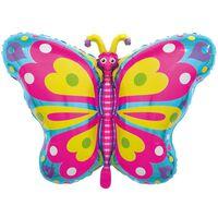 Butterfly Super Shape Helium Balloon