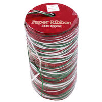 Assorted Paper Ribbon - 100m