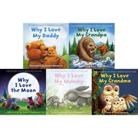 Why I Love: 10 Kids Picture Books Bundle