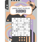 Large Print Puzzle Book: Sudoku image number 1
