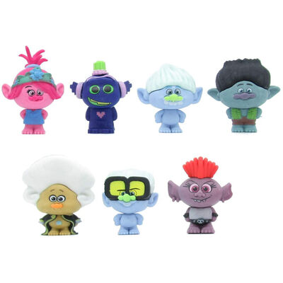 Trolls 2 Gravity Feed Puzz Pal Character Eraser image number 2
