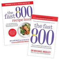 The Fast 800 2 Book Bundle