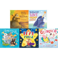 Day at the Zoo: 10 Kids Picture Books Bundle