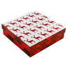 Medium Christmas Gift Box - Assorted image number 4
