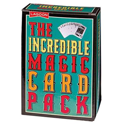 The Incredible Magic Card Pack image number 1