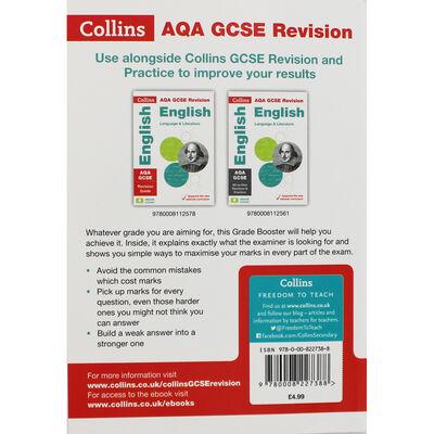 AQA GCSE Grade Booster: English Language & Literature image number 3