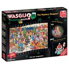 Wasgij 10 The Mystery Shopper 1000 Piece Jigsaw Puzzle image number 1