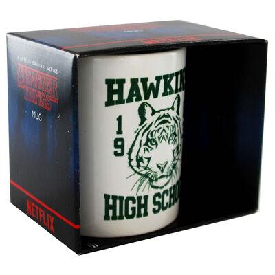 Stranger Things Hawkins High School Mug image number 1