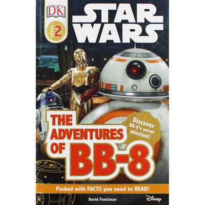 Star Wars: The Adventures of BB-8 image number 1