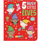 5 Busy Little Elves Board Book image number 1