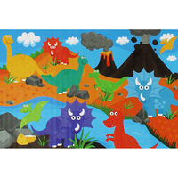 Dinosaur Jumbo Floor Puzzle