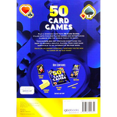 50 Greatest Card Games: Box Set image number 4