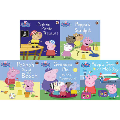 Peppa Pig Tales: 10 Kids Picture Books Bundle image number 3