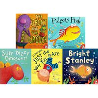 Silly Bedtime Stories: 10 Kids Picture Books Bundle
