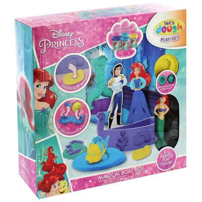 Disney Princess Ariel Magical Dough Boat Ride image number 1