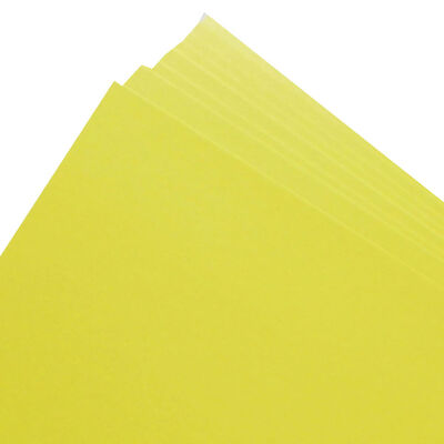 Centura Pearl A4 Canary Card - 10 Sheet Pack image number 3