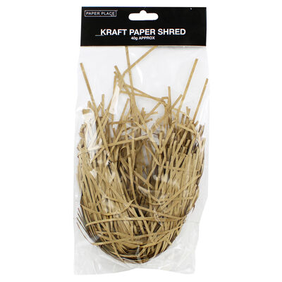 Kraft Paper Shred - 40g image number 1