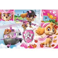 100 Piece Paw Patrol Sky In Action Jigsaw Puzzle