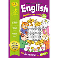 Leap Ahead Workbook: English 5-6 Years