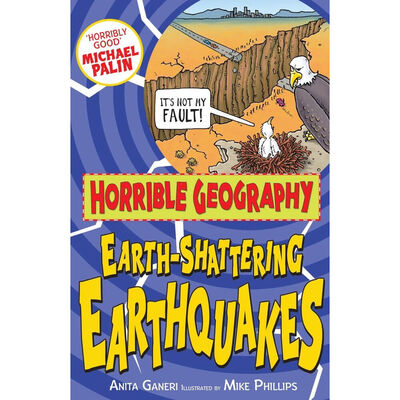 Horrible Geography: Earth-Shattering Earthquakes image number 1