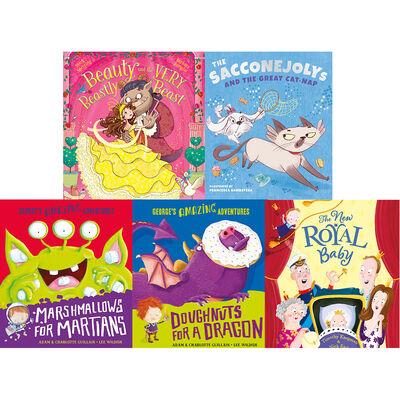 Sleepy Adventures: 10 Kids Picture Books Bundle image number 2