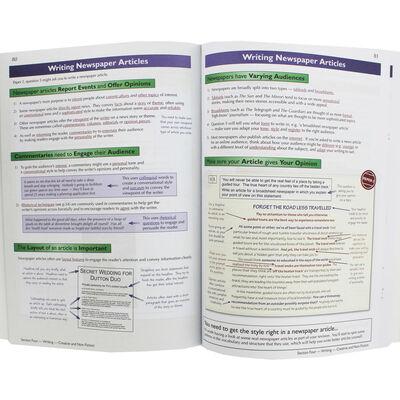 GCSE AQA English Language: Complete Revision & Practice image number 2