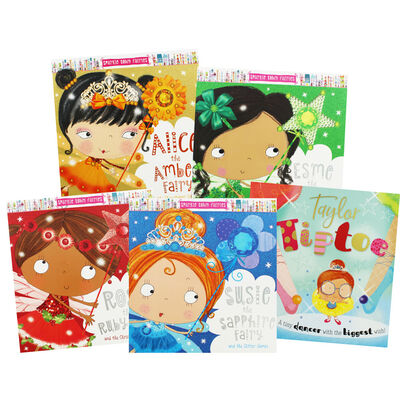 Magical Fairies: 10 Kids Picture Books Bundle image number 3