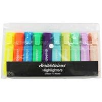 Mixed Highlighter Set - 10 Pack