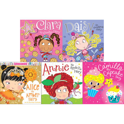 The Mystical Fairy Bundle: 10 Kids Picture Books Bundle image number 2