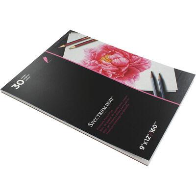 Spectrum Noir 9x12 Inch Premium Pencil Paper Pad image number 3