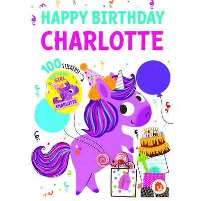 Happy Birthday Charlotte image number 1