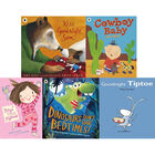Kiss Goodnight: 10 Kids Picture Books Bundle image number 3