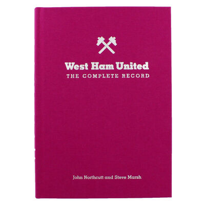 West Ham: The Complete Record Special Limited Edition image number 2