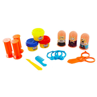 Hair Studio Modelling Dough Play Set image number 2