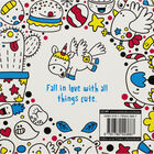 I Heart Cute Colouring image number 2