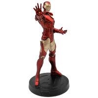 Marvel Fact Files: Iron Man Special Magazine & Statue
