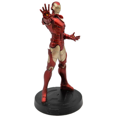 Marvel Fact Files: Iron Man Statue image number 1