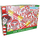 Where's Wally? Santas Christmas Cracker 250 Piece Jigsaw Puzzle image number 1