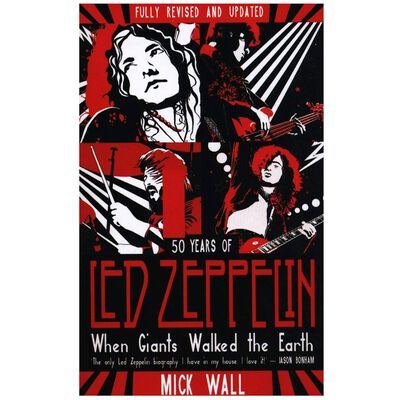 When Giants Walked the Earth : 50 years of Led Zeppelin image number 1