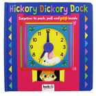 Hickory Dickory Dock: Push, Pull and Pop Book image number 1