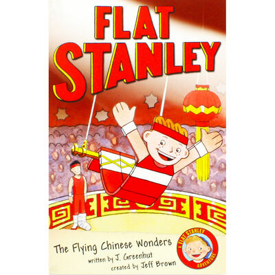 Flat Stanley: The Flying Chinese Wonders image number 1