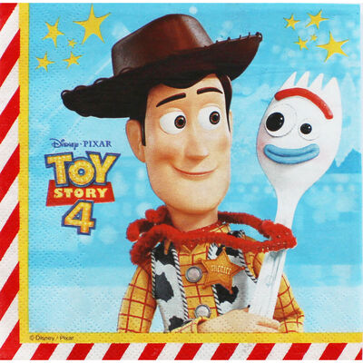 Toy Story Napkins - 20 Pack image number 1