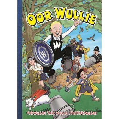 Oor Wullie Annual 2021 image number 1