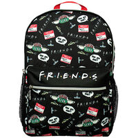 Friends Infographic Backpack