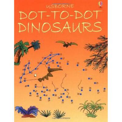 Dot to Dot Dinosaurs image number 1