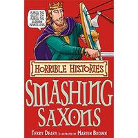 Horrible Histories: The Smashing Saxons